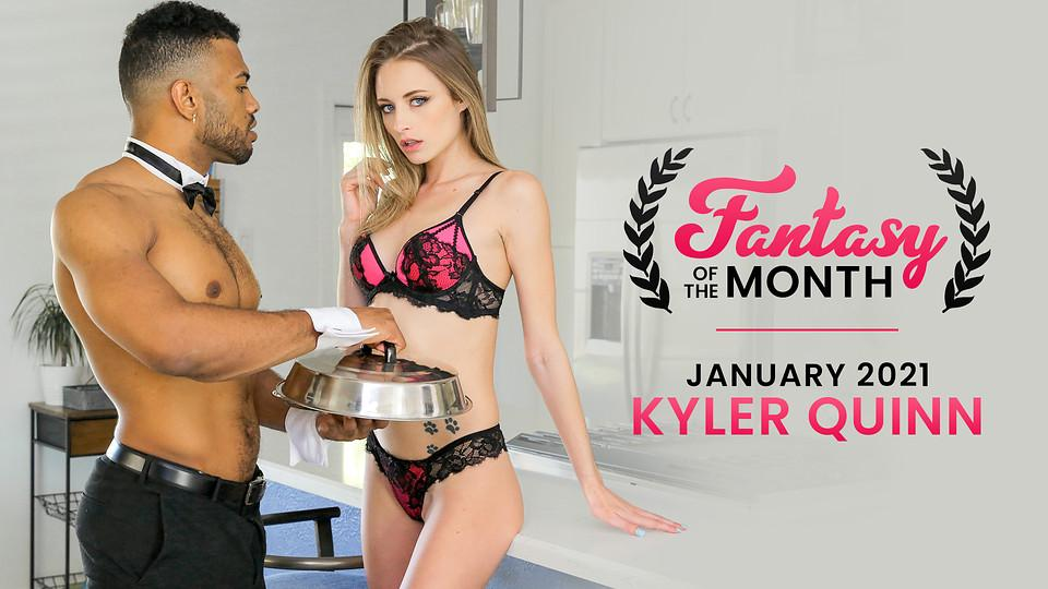 January 2021 Fantasy Of The Month   Kyler Quinn, Troy Francisco